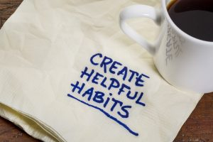 Build new habits into your life gently